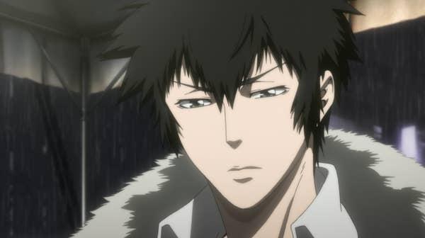 Anime- Shinya Kogami from Psycho-Pass