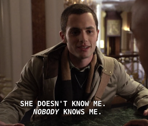 Dan Humphrey Was Revealed As Gossip Girl In The First Episode, And I