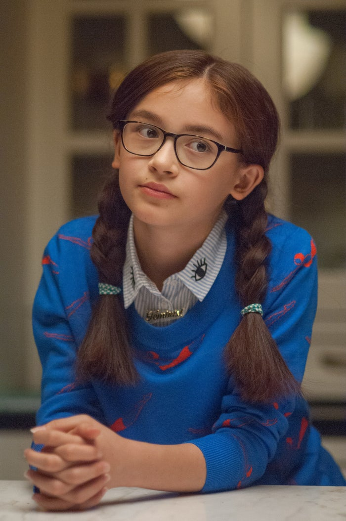 Not only is she full of quips and humor, but Kitty's also the catalyst for the whole plot of the movie: She's the one who secretly mails out all the love letters of Lara Jean (Lana Condor).