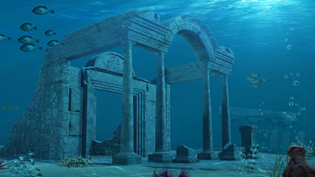 "Like Sebastian said, ""The human world is a mess."" So why not try life under the sea? Some say that the lost underwater city of Atlantis has been discovered right off of the island of Delos in Greece. An entire planned town was found with several buildings, courtyards, and so many pieces of pottery."