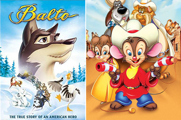 50 movies you forgot you watched on repeat as a kid