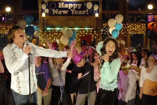 buzzfeed high school musical