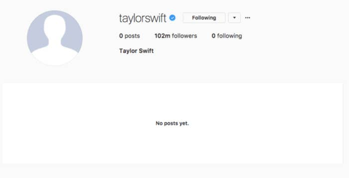 "In the days prior to the announcement, mysterious videos were posted to her Instagram and Twitter accounts, apparently depicting a writhing snake. This led fans to speculate that Taylor was attempting to reclaim the ""snake"" image she was branded with after a very public and very exhausting feud with Kanye West and Kim Kardashian.Long story short, they were right."