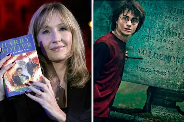 Can You Tell What's Wrong With These Harry Potter Movie Scenes?