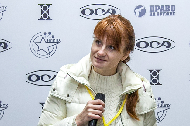 "Maria Butina's Lawyer Is Accusing US Prosecutors Of A ""Sexist Smear"""