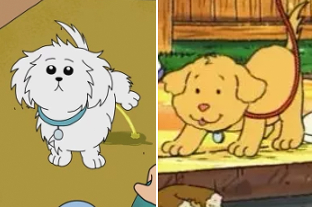 a definitive ranking of the best cartoon dogs of all time