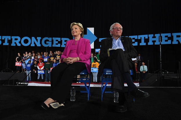 Democrats Voted To Strip Power From Superdelegates