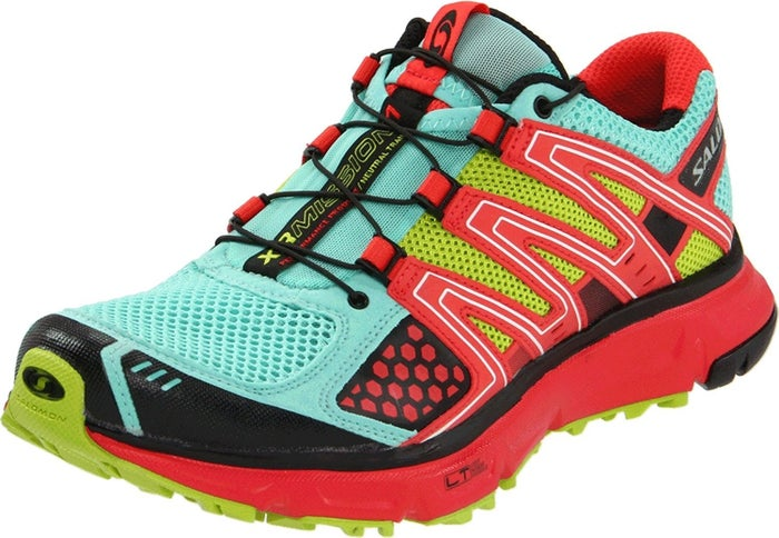 "These running sneakers have rubber soles and are designed for road and trail running. Promising review: ""I run about 12 miles a week and, after developing plantar fasciitis, I desperately needed comfortable shoes! I did a lot of research and settled on these — my feet thanked me immediately."" —ElliePrice: $79.95+ (available in sizes 6-11 and in three colors)"