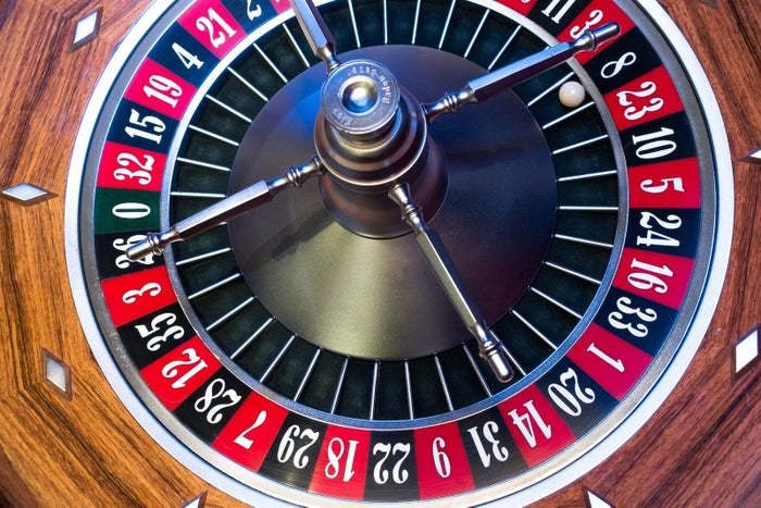 """Sometimes when people pick a 3 and the winning number is 5, the psychological experience is of a """"near miss"""": """"I was so close this time, maybe I'll land on it next time."""" This gives the lottery player the illusion that they are getting closer. Studies show that people have more confidence in winning when they pick their own numbers compared to when they let the computer generate random numbers. If someone has a January 11 birthday and they pick the number 111 that does not mean, statistically speaking, that they came """"oh so close"""" when 112 hit."""
