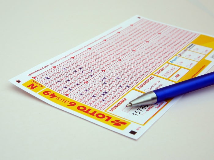 """If you buy four scratch-off tickets and lose all four, this does not mean that you are """"due"""" to win on the fifth. Unfortunately, many people mistakenly believe that lottery tickets are interrelated. Roulette wheels at casinos exploit this by providing a history of the last 20 or so spins. If the roulette wheel landed the previous 10 spins on red does that mean that red is """"hot""""? Or that black is """"due""""? The truth is neither: Each spin is completely independent of the previous. The wheel has no memory."""