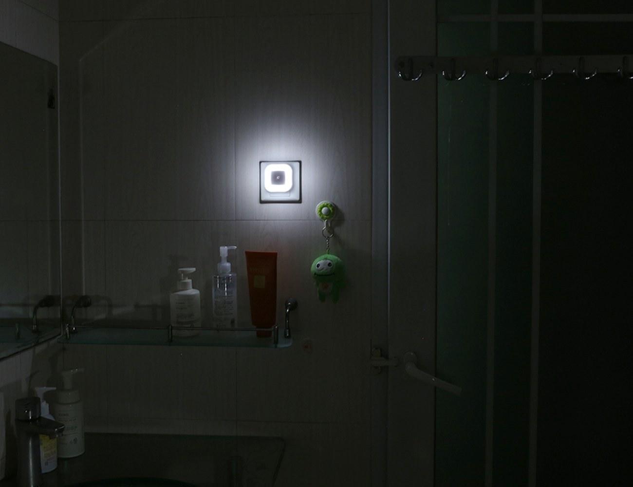 LED plug-in night light