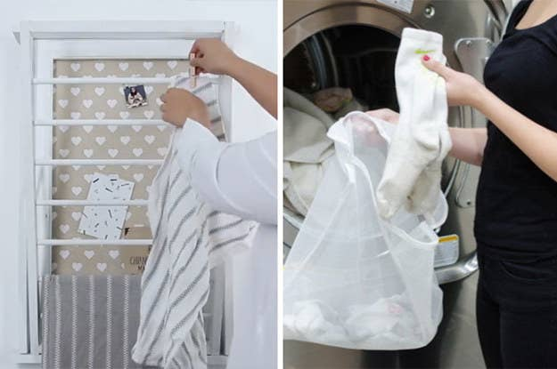 23 Surprising Laundry Tips You Didn't Know You Needed