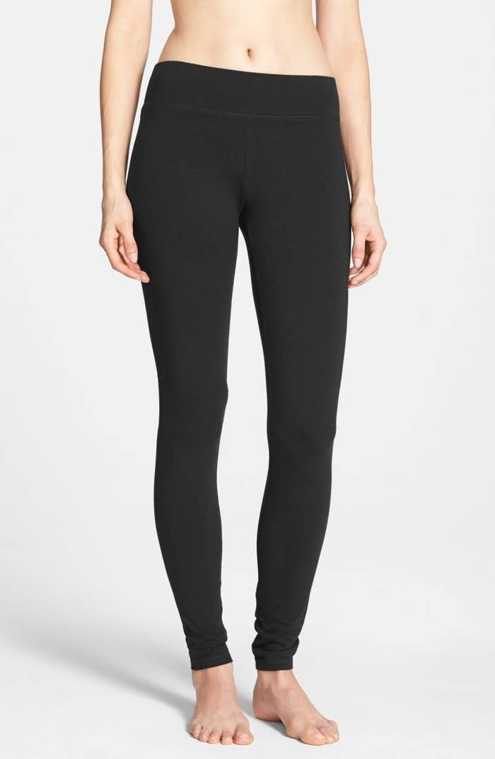 98c2bc3e954e9f Hue Leggings are super lightweight and flexible, which is amazing when it's  still warm outside (so you can wear 'em without catching a heat stroke).