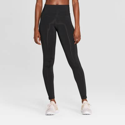 6cb9e84e974e20 Champion C9 Leggings move with you during periods of high activity and are  made with soft, breathable fabric so you won't feel overheated during leg  day.