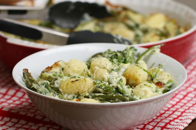 Diese Käse-Brokkoli-Gnocchi sind genau das, was du jetzt brauchst