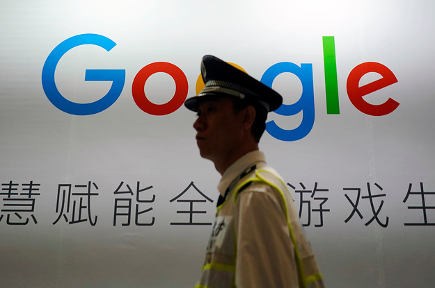 Rights Groups Are Demanding That Google Doesn't Release A Censored Search Engine In China