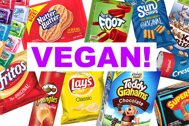 30 Junk Foods You Didn't Know Were Vegan