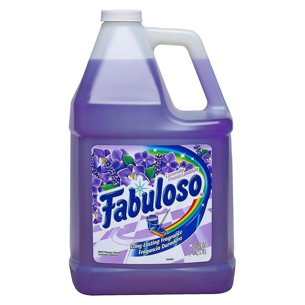 Bottle of Fabuloso