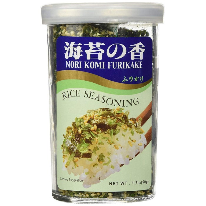 """Promising review: """"This stuff makes rice taste like sushi. It's delicious on rice or potatoes, eggs, meat, cottage cheese, you name it. My daughter was skeptical but loved it, so I ordered her some. Very happy with it."""" —GoggyGet it from Amazon for $6.95."""