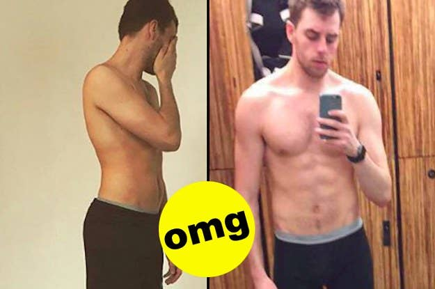 These 15 Guys Lost 50+ Pounds And Their Tips Will Seriously Inspire You