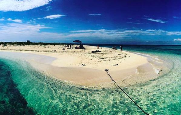 Junto con el resto de islas que componen este Parque Nacional, es hogar de diversas especies de fauna. Algunas de las especies que habitan en esta zona se encuentran amenazadas o en peligro de extinción, como la tortuga verde del Atlántico, la tortuga de carey, la laúd y la caguama.