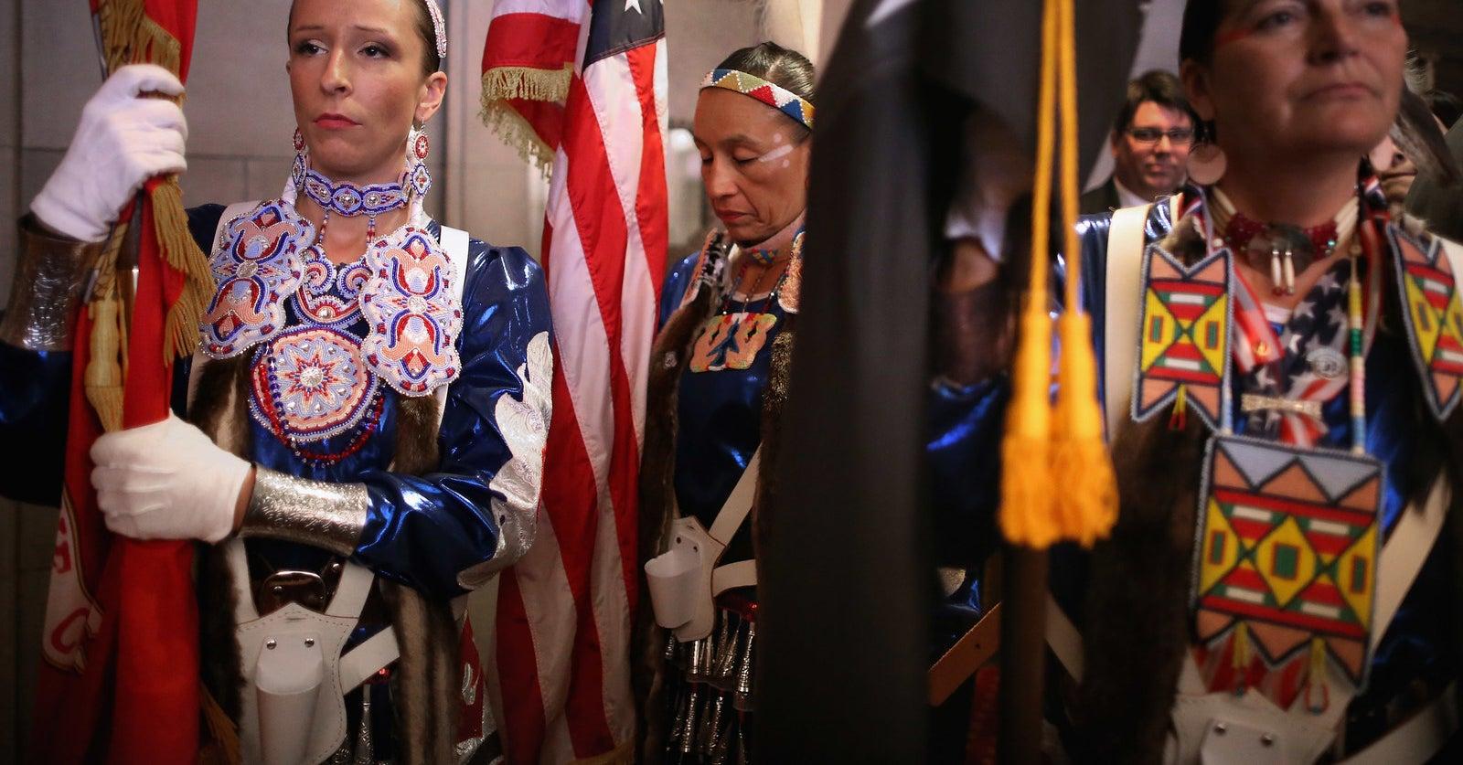 sexy native american women spreading close