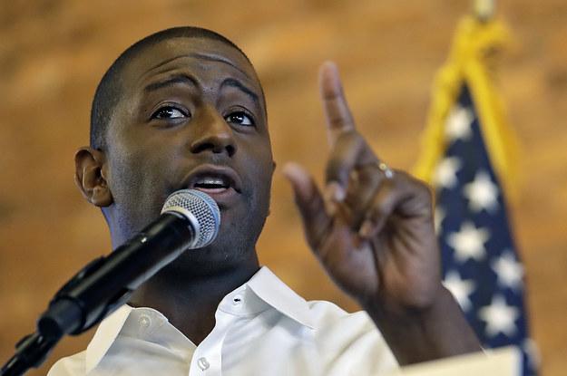 The Big, Black, Progressive Campaign For Governor Of Florida