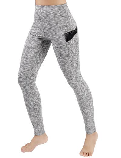 a3c1f4936b9db2 Ankle leggings with a tiny compartment similar to Gretchen Wiener's hair —  it can hide your biggest secrets. (Well, your phone and keys.)