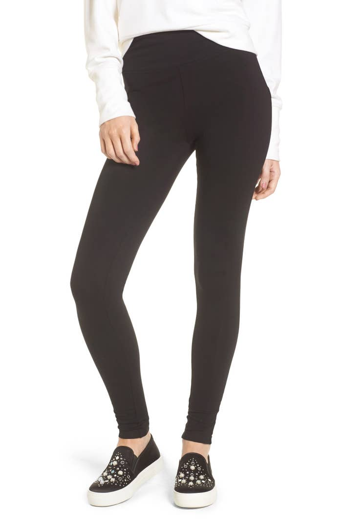 51a417123e4c2 Super high-rise leggings known for their love of Ugg boots and everything  pumpkin spice. In other words, they're a pretty great basic.
