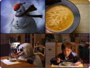 cambell's soup commercial