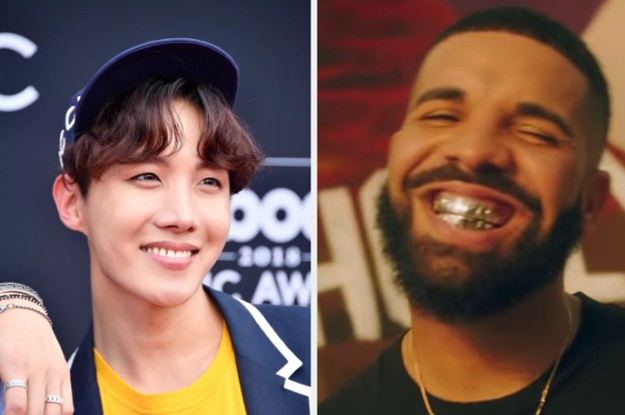 BTS's J-Hope Appeared In Drake's Music Video And Fans Are ~In Their Feelings~