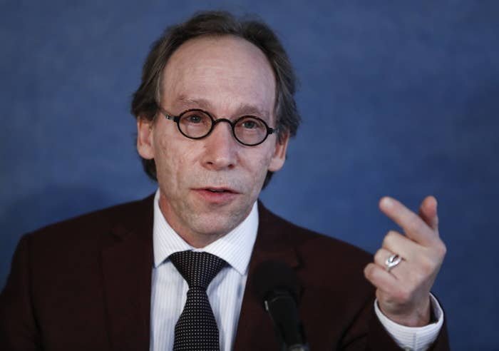 Celebrity Scientist Lawrence Krauss Grabbed A Woman's Breast, University Finds