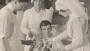 Ces photos montrent les hommes et femmes qui ont combattu lors de la Première Guerre mondiale