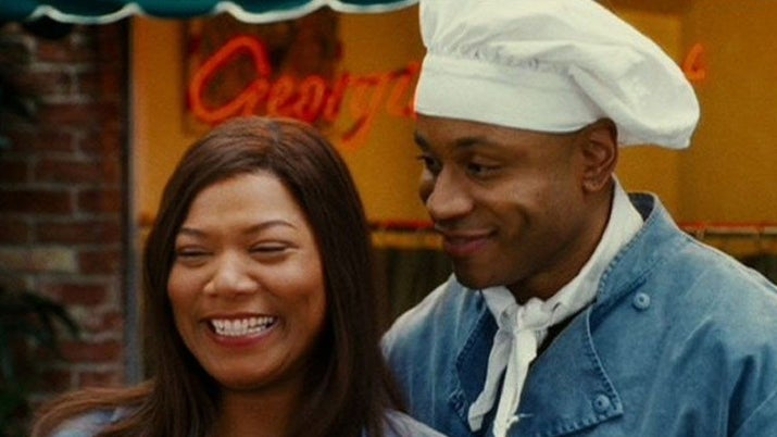 """It stars Queen Latifah who is falsely told she has two weeks left to live, so she lives out her dreams – there's a happy ending, amazing fashion and body positivity, incredible looking food, and a really healthy nice romance/happy ending with LL Cool J.""—carelesswhistler"