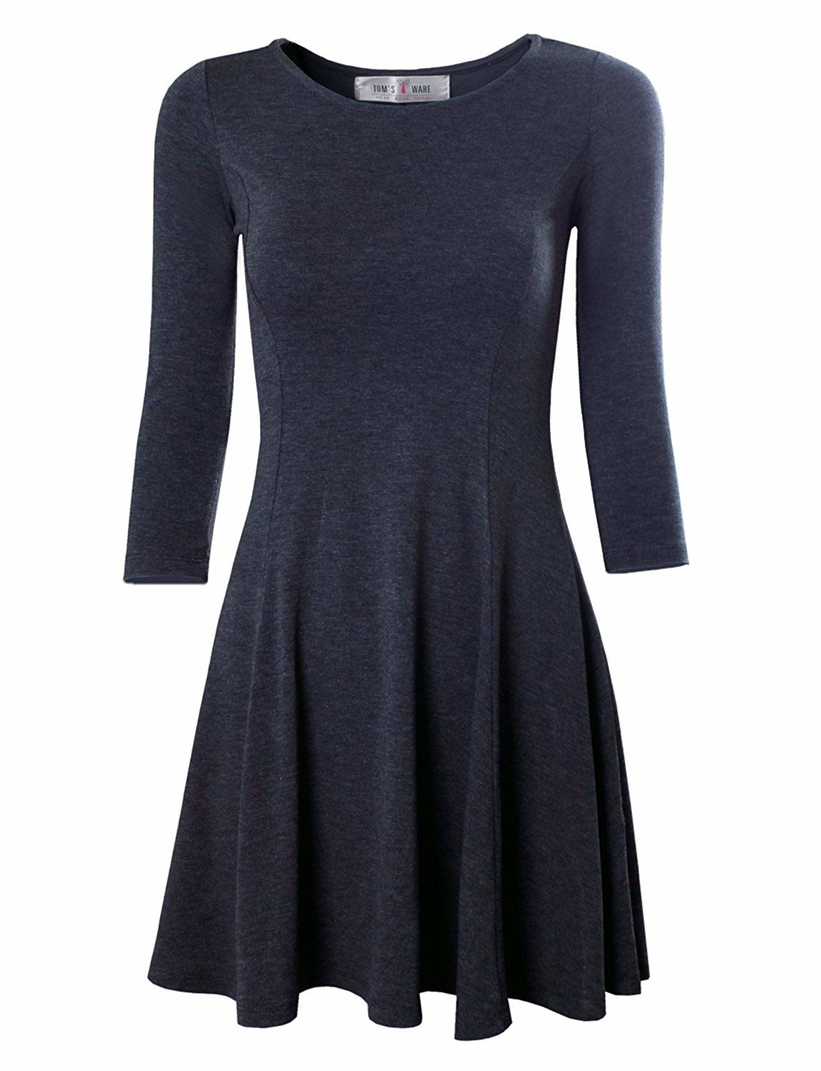 68014c6f12d A stretchy slim fit dress made for first dates and family dinners when you  wanna look great and also wanna fit an entire burrito in your stomach  without ...
