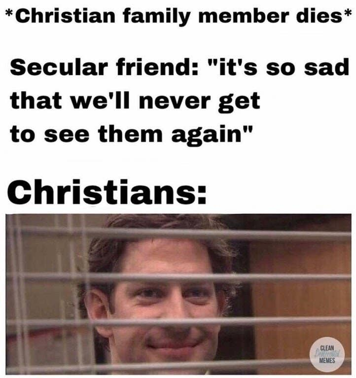 Funny jokes good christian 42 Clean