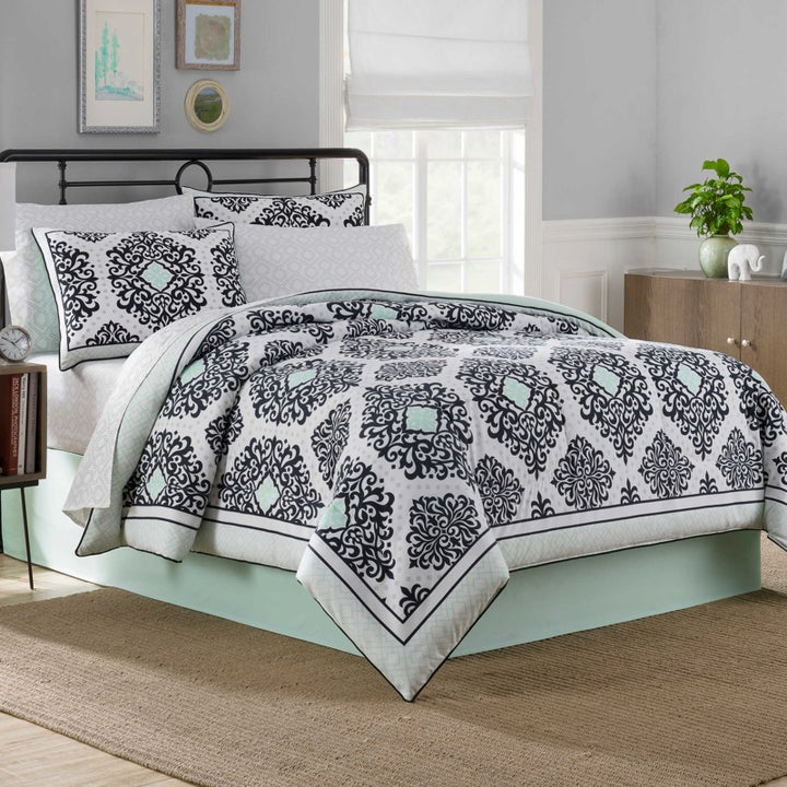 22 of the best places to buy bedding online in 2018. Black Bedroom Furniture Sets. Home Design Ideas