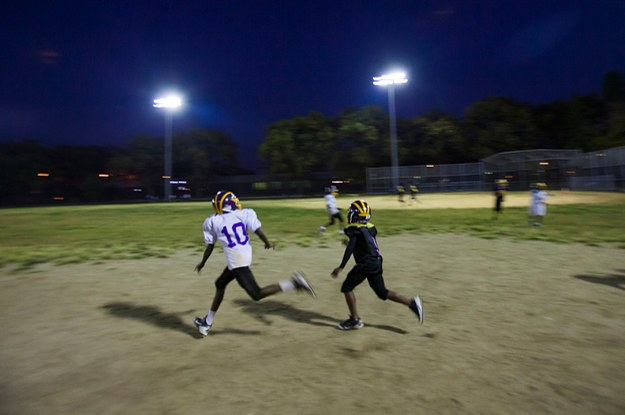 Can Football Keep Young Boys Off Of Brooklyn's Toughest Streets?