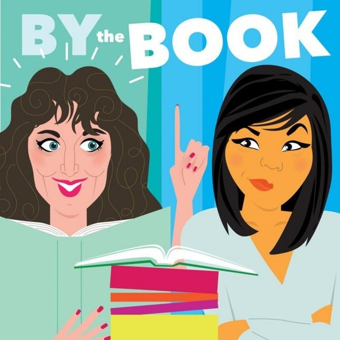 """In this podcast, hosts Kristen and Jolenta pick a different self-help book each episode and quite literally """"live by the book."""" They spend two weeks living by the book's rules, and then see how it changed their lives...for better or for worse. *cough* French Women Don't Get Fat *cough* After each episode, they revisit the book to answer fan questions and hear from other people who lived by the book."""