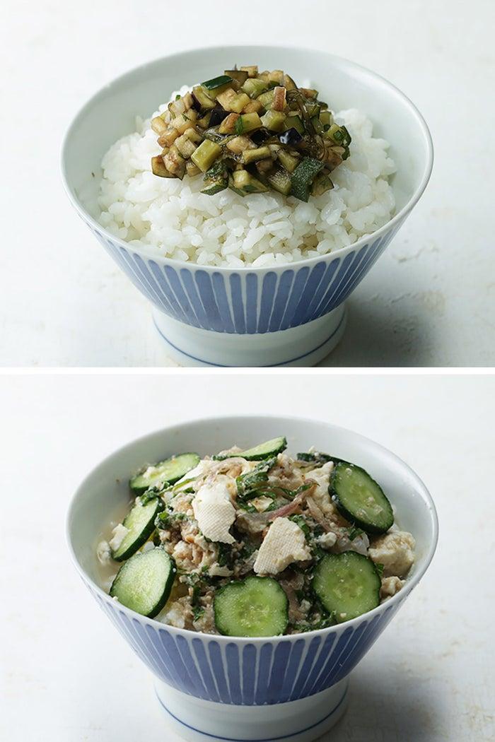 東北代表!角切りにした夏野菜とがごめ昆布を使った、ネバネバが癖になる山形県の郷土料理「だし」。九州代表!香ばしく焼いてほぐした魚と夏野菜に、だしやみそで味付けしてさらっと食べる宮崎県の郷土料理「冷や汁」。どちらも残暑残るこの季節にぴったりのさっぱりメニューです。あなたはどっちが食べたい? ぜひ作ってみてくださいね!