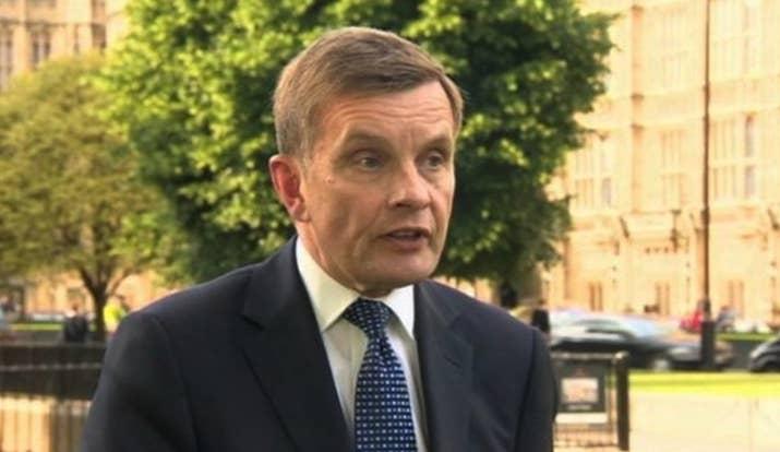 Former secretary of state for Wales David Jones