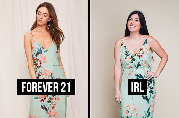 Here S What Forever 21 New Bridesmaid Dresses Look Like Irl