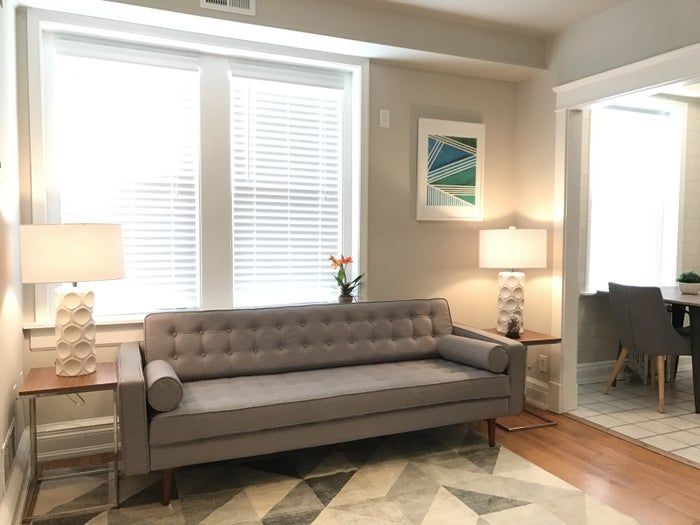 1BD/1BR Starting at $875 - Another all-time favorite building located in the heart of Trolley Square.