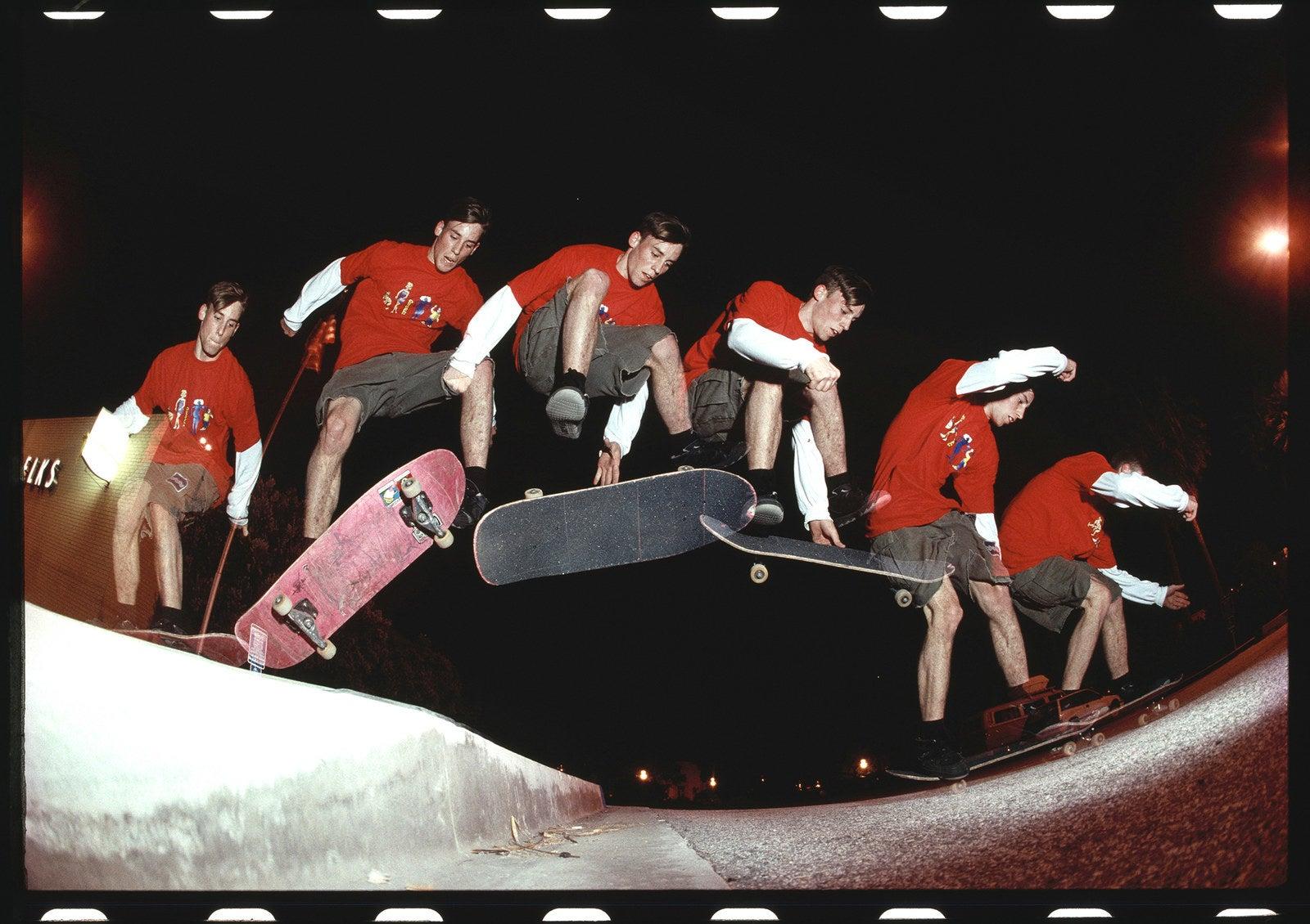 """Spike Jonze; """"Jeremy Klein, Redondo Beach""""; 1989."""