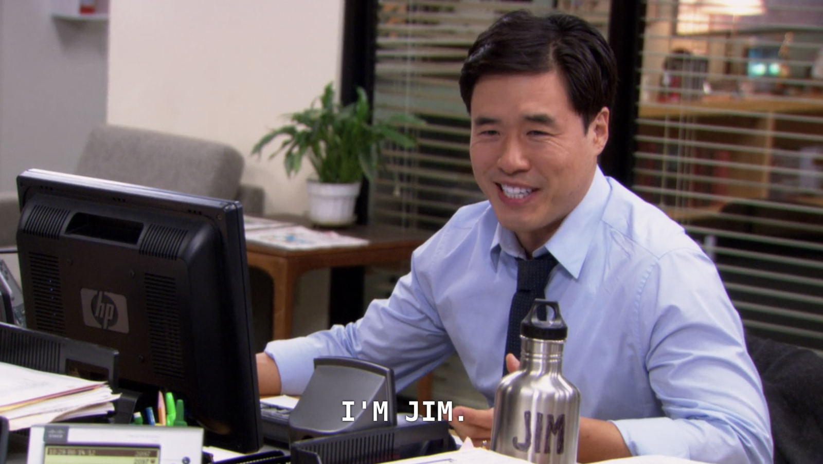 """Episode: Season 9, Episode 3: """"Andy's Ancestry""""Even though many people stopped watching The Office after Steve Carell left, I still believe that the latter seasons are amazing and have some of the best cold opens in the entire series. Case in point, the fake Jim cold open will always be funny, even if you watch it a 299 times."""