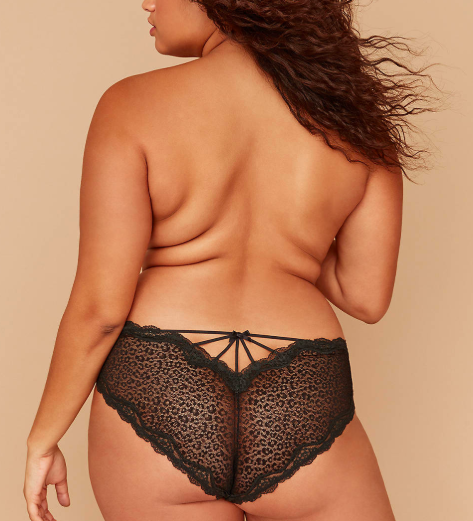 d1299044ac4382 Plus size purveyor Lane Bryant has all the strappy underwear