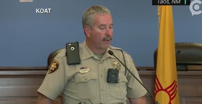 Sheriff Hogrefe