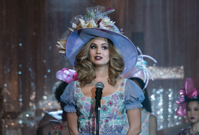 Debby Ryan as Patty in Insatiable.