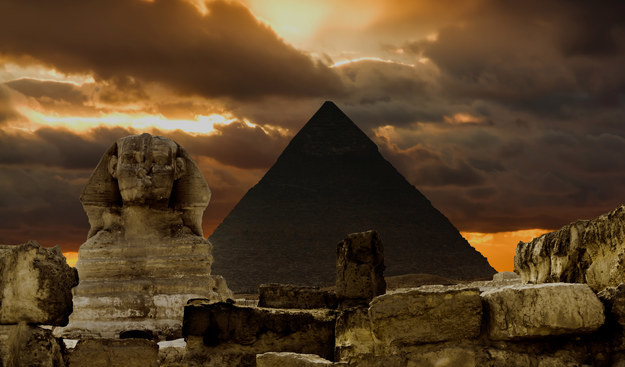 Which Ancient Egyptian God Or Goddess Are You?