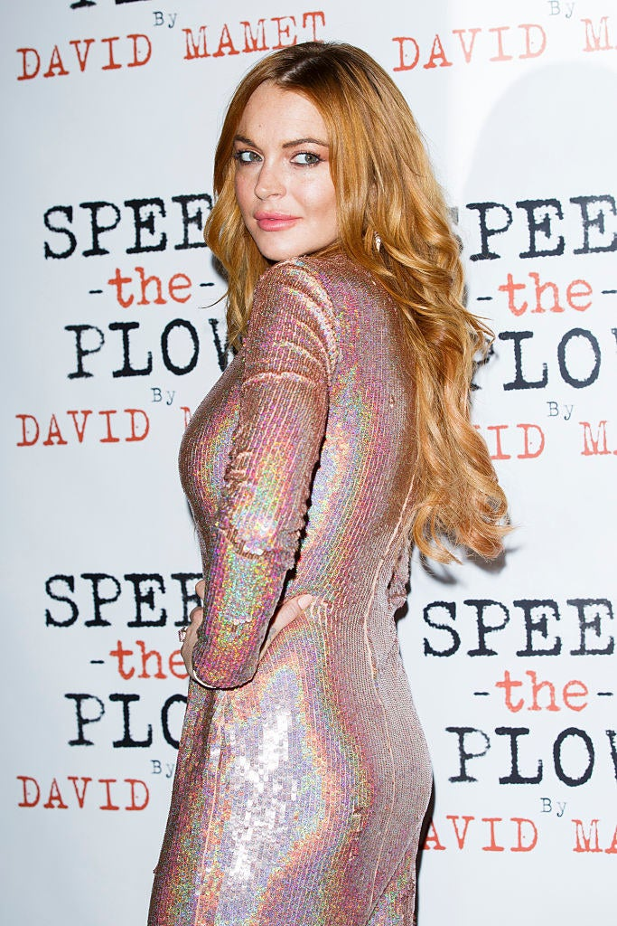"""""""If it happens at that moment, you discuss it at that moment. You make it a real thing by making it a police report,"""" Lohan said."""